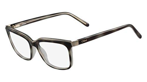 Unisex Grey Chloé Havana De 231 Monturas Gafas niños 53 Ce2661 SRCSwY