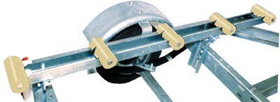 Tie Down Hull Sav'r Roller Bunk 5' TIE86145 ()