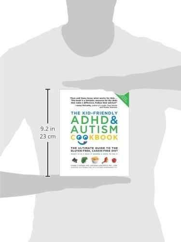 The Kid Friendly ADHD Autism Cookbook