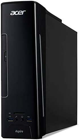 Acer Aspire XC-230 - Ordenador de sobremesa (AMD A8-7410, 8GB RAM, 1TB HDD, Windows 10 Home) Negro