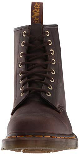 brown 1460 Boots Martens Dr Horse mixte Crazy Gaucho Bleu adulte Ipa8qIw5xC