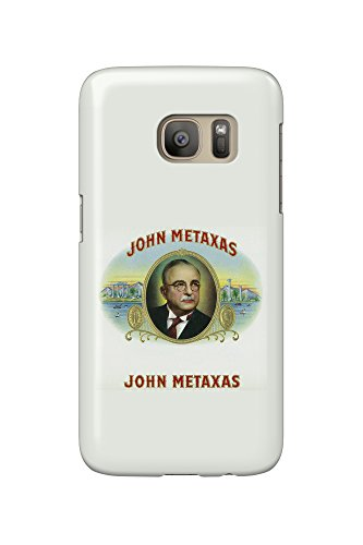 john-metaxas-brand-cigar-box-label-galaxy-s7-cell-phone-case-slim-barely-there