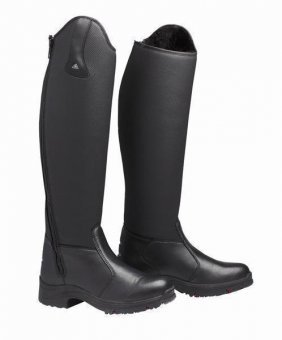 MOUNTAIN HORSE Herren Winter Reitstiefel ACTIVE WINTER HIGH RIDER schwarz, regular/regular, 46