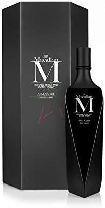 The Macallan The Macallan M Decanter Black Release 2018 44,8% Vol. 0,7l in Giftbox - 700 ml