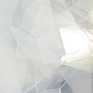 White Fuseworks 2-Ounce Confetti 90 COE Fusible Glass