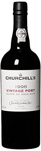 1996 Churchill's Quinta da Agua Alta Port 750 mL