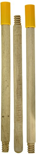 Wood Extension Pole - Premier Paint Roller 3PCWP WD Extension Pole, 42-inch