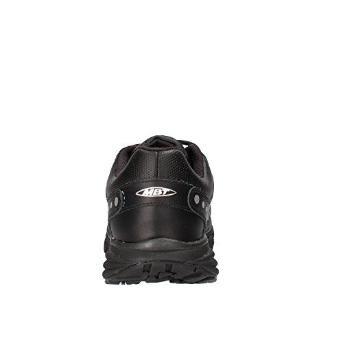MBT Sneakers Hombre 43 EU Negro Cuero