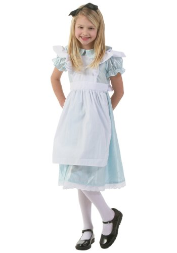 Gorilla Costumes Cage (Big Girls' Alice Costume)