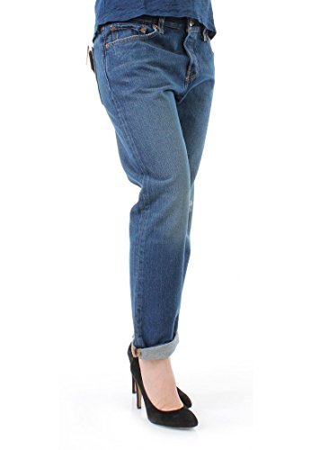 Levis Jeans Boyfriend Women 501 CT FOR WOMEN 17804-0002 Cali Cool, Hosengröße:29/32