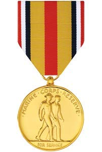 Marine Corps Reserve Medal - 3
