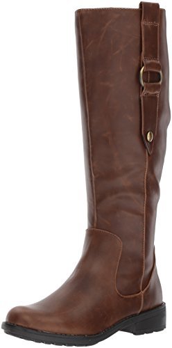 LifeStride Women's Unity Harness Boot, Tan, 8 M US
