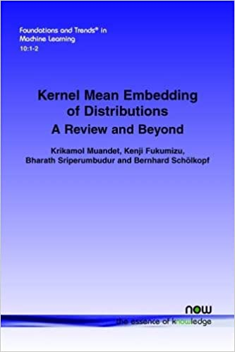 Kernel Mean Embedding of Distributions: A Review and Beyond