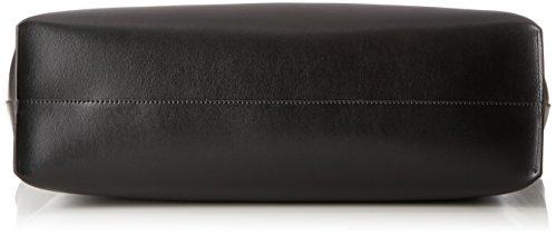 Laurèl Tasche - Borse a secchiello Donna, Schwarz, 12x32x40 cm (B x H T)