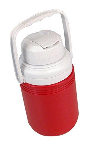 Coleman Beverage Cooler, Red, 1/3 Gallon