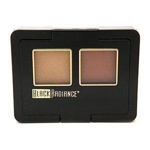 (Black Radiance Dynamic Duo Eye Shadow Sunrise/Sunset (Pack of 3))