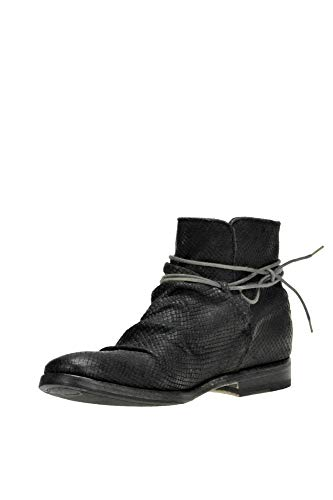 Boots Black Ankle Mcglcas000004050i Women's Shoto Leather Y4ZFpnq