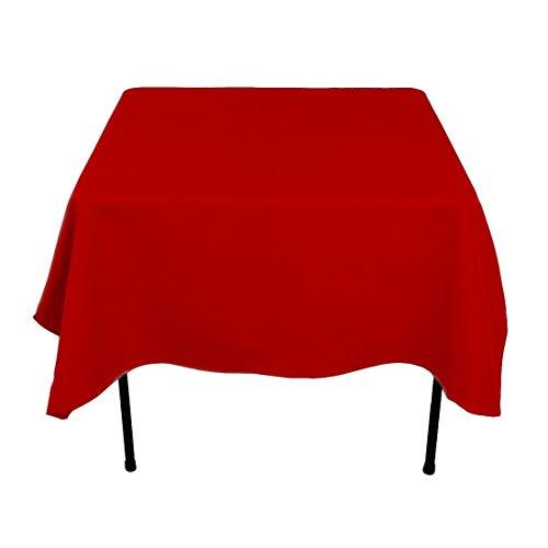 Square Polyester Tablecloth (Gee Di Moda Square Tablecloth - 70 x 70