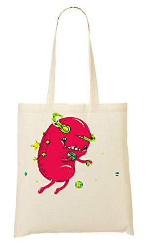 Eating The Planets Bolso De Mano Bolsa De La Compra