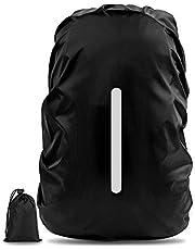 AVANA Regenhoes voor rugzakken met reflecterende strepen (18-70 l) waterdichte regenhoes schooltas reflector rugzak cover reflecterende rugzakhoes
