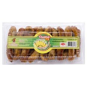 100% Natural Dried Lady Finger Banana, 200g.(7oz)