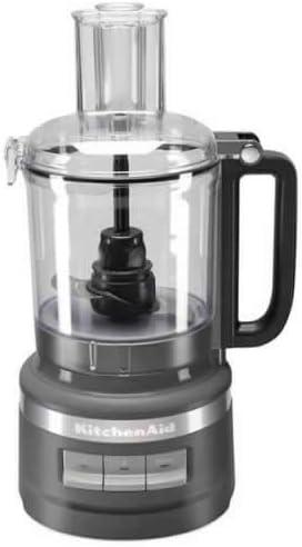 KitchenAid 2.1L robot de cocina Carbón vegetal Gris: Amazon.es: Hogar