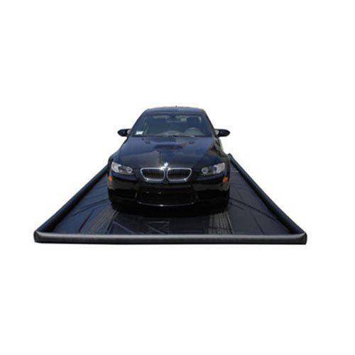Chemical Guys Acc_M1 Car Wash Water Containment Mat and Water Reclamation System (20 ft. x 10 ft.)
