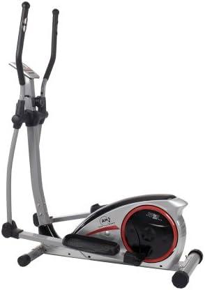 Christopeit Bicicleta elíptica de 5, Plata, 125x80x154 cm: Amazon.es: Deportes y aire libre