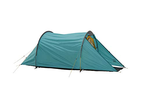 318rM3S SVL Grand Canyon Tunelzelt Robson 2 Personen Zelt Familien Camping Leicht Vorraum