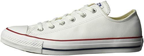 Donna Core 246270 55 Ox Chuck 3 100 white Bianco Lea Converse Taylor Sneaker XEnwqzzU