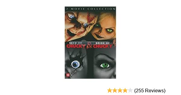 Chucky - Chucky - Seed of Chucky / Bride of ChuckySeed of Chucky [2DVD] - Amazon.com Music