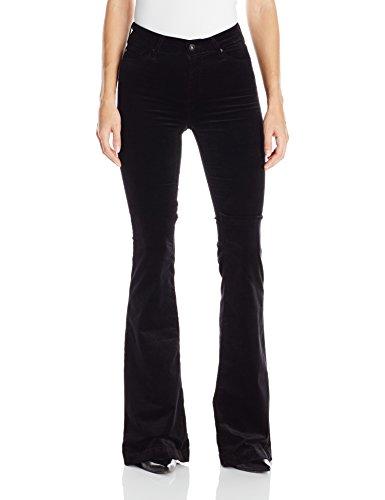 Velvet Jeans Pants - 6
