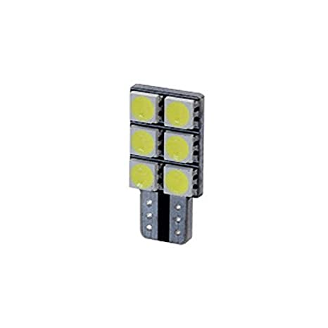 RMS LED T10 CANBUS 90 lúmenes Naranja (bombillas LED)/LED Lamp T10 CANBUS