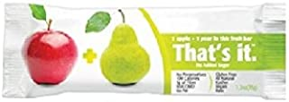 product image for That's It Fruit Bars, Apple and Pear, Pack of 24 (2 Cases)
