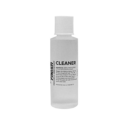 Photo Finish Professional Airbrush Makeup- (Cleaner 4. oz)