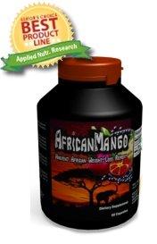Afrique Dietary Supplement Mango par Applied Research nutritionnelle Contient Extrait Pur de mangue africaine pour aider à aider à la perte de poids et aider à nettoyer votre système