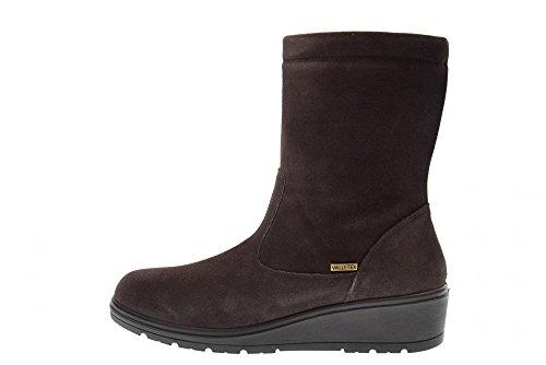 Valleverde Damenschuhe Booties V18508 Brown Brown