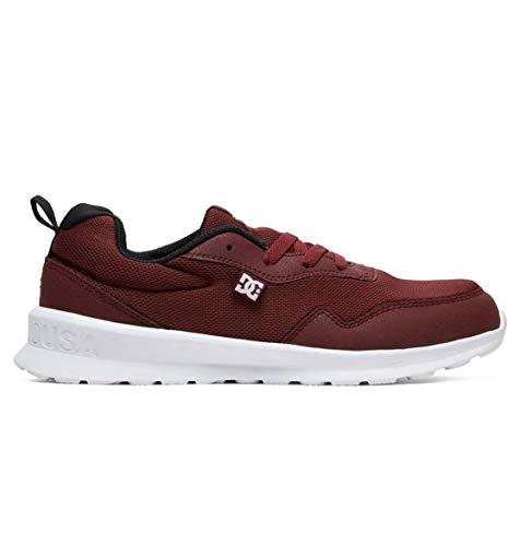 DC Shoes Mens Shoes Hartferd - Shoes - Men - US 10.5 - Red Burgandy/Dawn US 10.5 / UK 9.5 / EU 44
