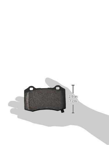 Centric 104.12410 PosiQuiet Semi Met Pads