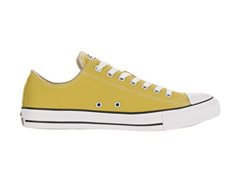 Converse Mens Chuck Taylor All Star Seasonal Ox Bitter Lemon sOGey0F7gk
