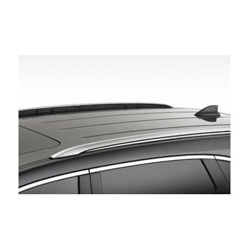 Amazoncom ACURA MDX ROOF RAILS CHROME GENUINE OEM PART - Acura mdx roof rails