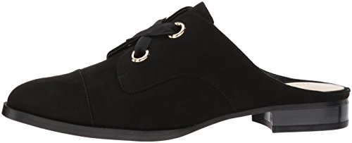 Pictures of Nine West Women's HENRII Fabric Slipper 25027740 Black Fabric 5
