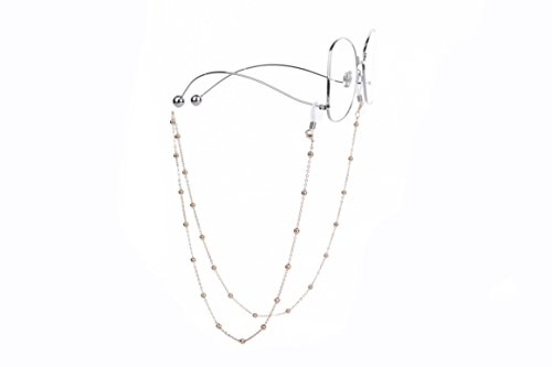 Mini Tree Necklace Eyeglass Chain Beaded Sunglasses Strap and Cords for Women