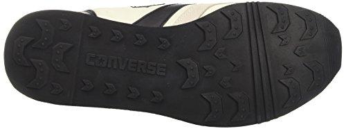 Converse Auckland Racer Distressed Ox, Sandalias con Plataforma Unisex Adulto Gris (Vaporous Grey/Black)