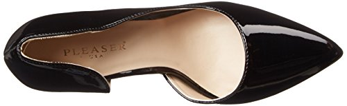 Pleaser Damen Amuse 22 Pumps, Nude Black (Blk Pat)
