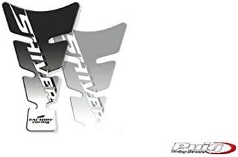 Color Negro y Transparente Puig 5111N Protector de deposito