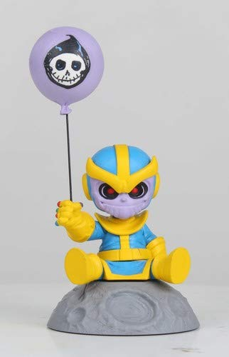 (Marvel Mini Heroes Thanos Toy Figure Statues)