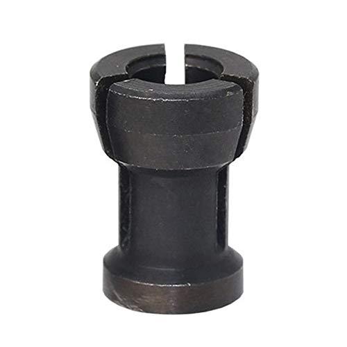 Graven 6 mm/8 mm de alta precisión, cabezal de portabrocas para recortar grabado máquina de tallar, cortador de fresado...