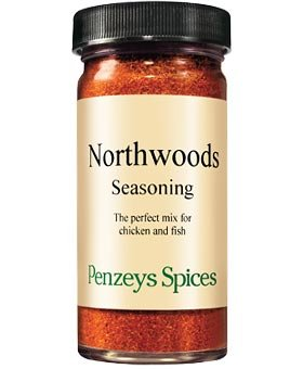 Northwoods Seasoning By Penzeys Spices 2.4 oz 1/2 cup jar
