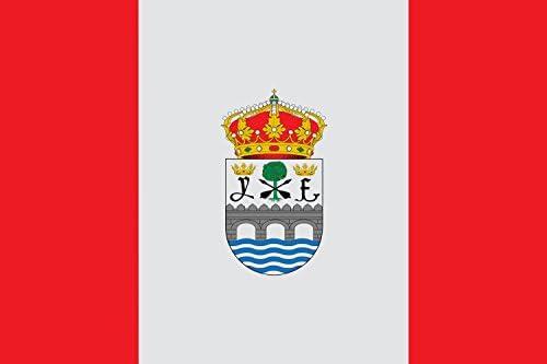 magFlags Bandera Large San Sebastián de los Reyes España | Bandera ...